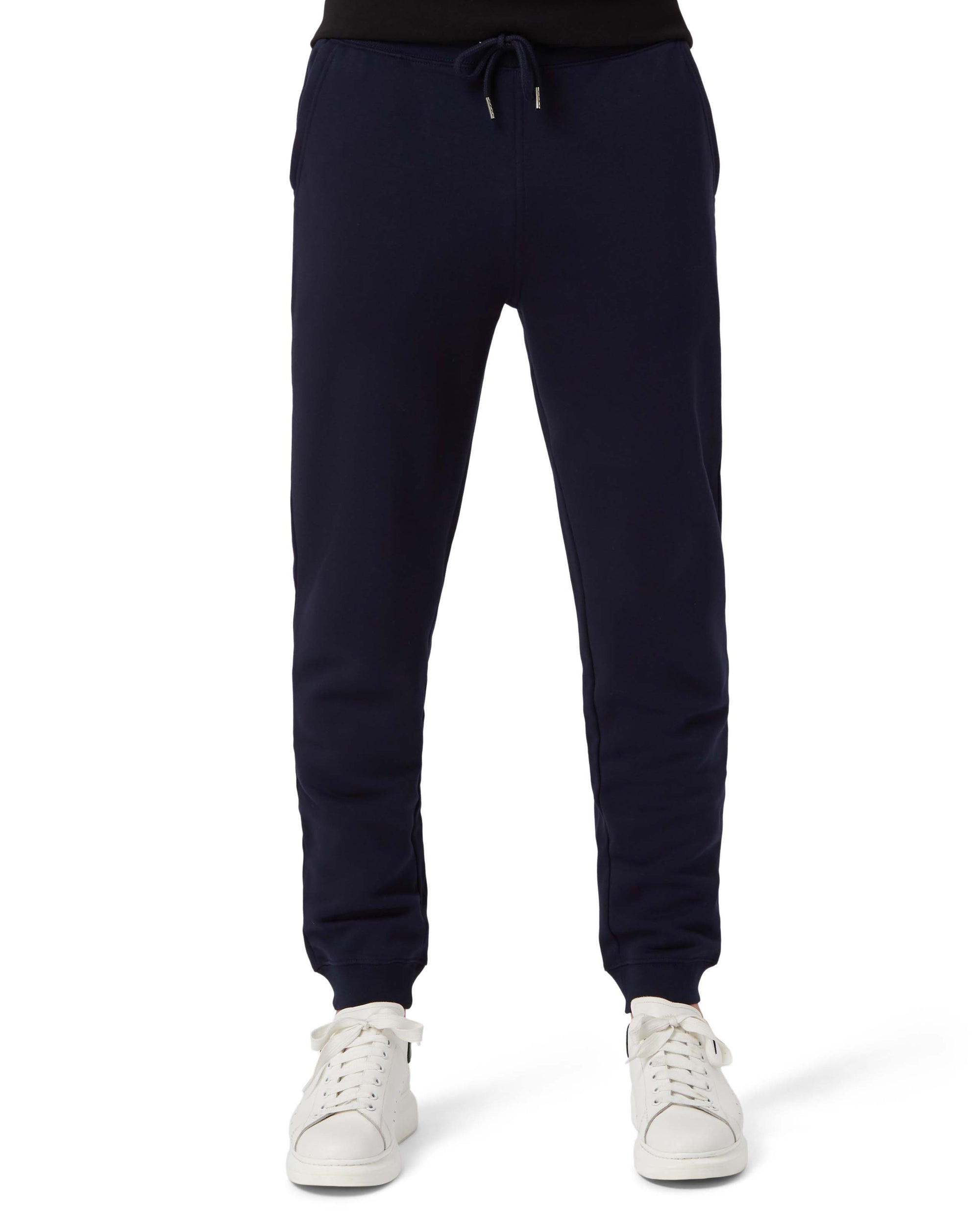 mens navy sweatpants