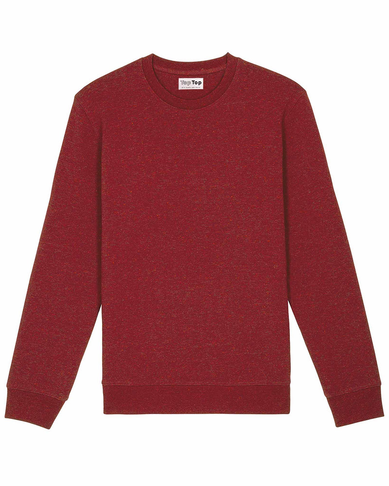 womens-red-sweatshirt