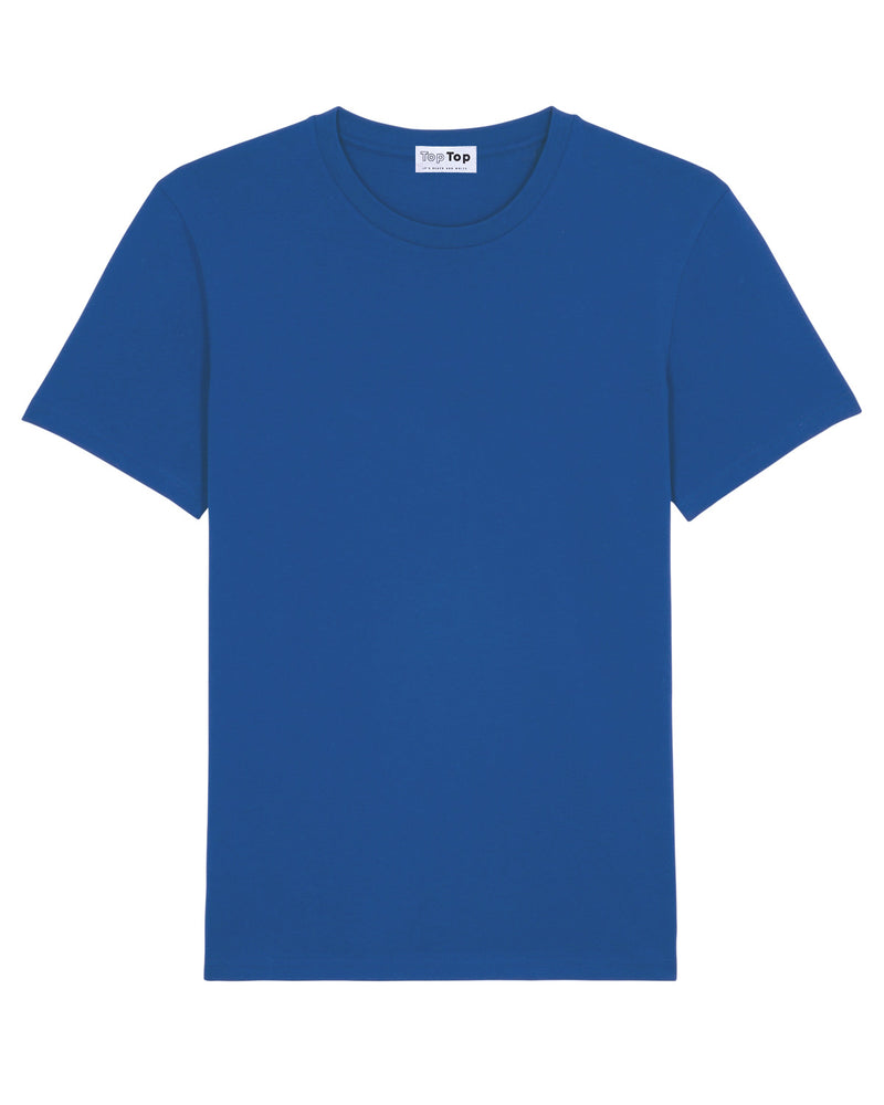 royal blue t shirt