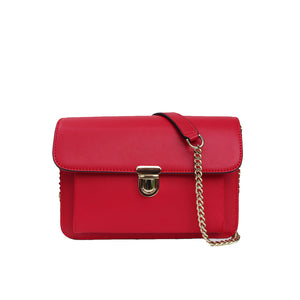 lipstick red cross body
