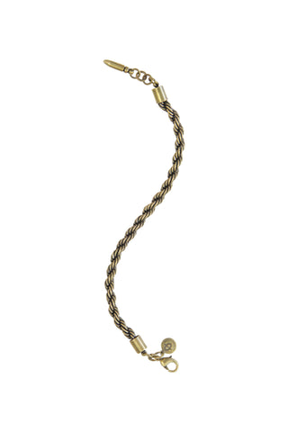 LAURA BRACELET IN BRASS | LOREN HOPE