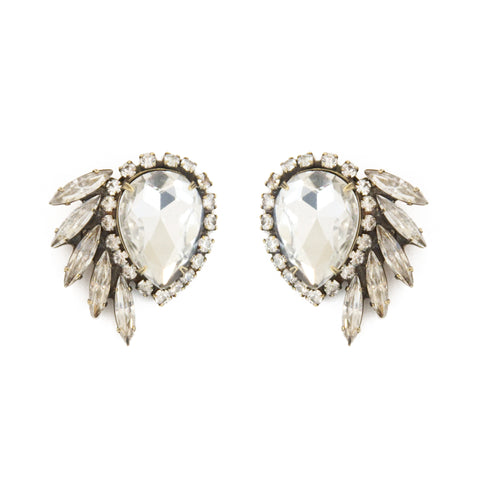 Sarra Earrings / Loren Hope