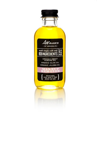 SW Basics Almond Oil Makeup Remover
