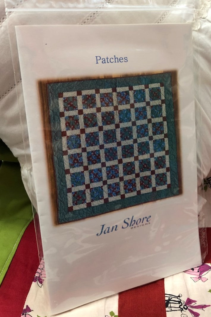Orleans Collection ~ 9 Patch Variation Quilt Pattern