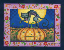 Load image into Gallery viewer, Halloween Cat ~ Print