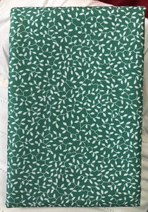 Orleans Collection Felicity Green ~ Fabric By The Yard / Half Yard / Fat Quarter