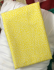 Orleans Collection Felicity Yellow ~ Fabric By The Yard