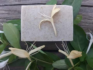Honeysuckle Goat's Milk Soap