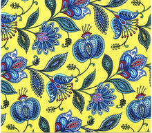 Load image into Gallery viewer, Orleans Yellow ~ Fabric By The Yard / Half Yard / Fat Quarter