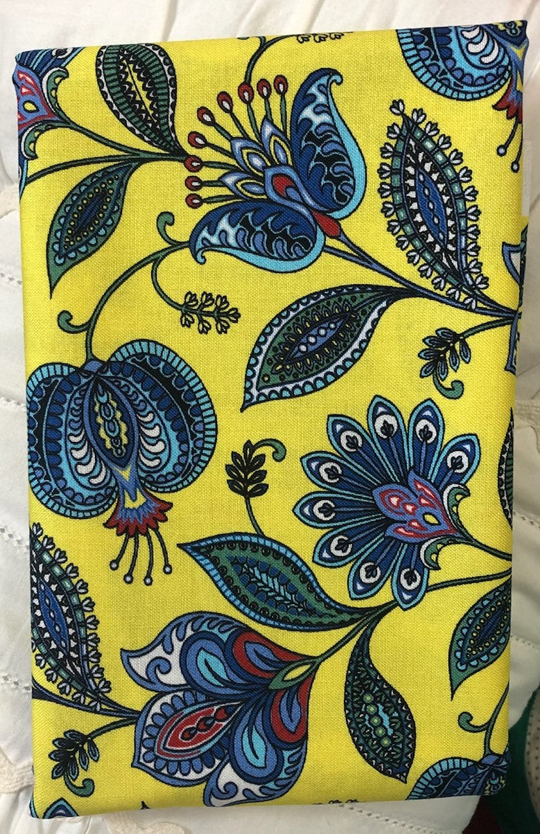 Orleans Yellow ~ Fabric By The Yard