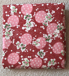 Reproduction Collection Flowers & Dots ~ Fabric By The Yard