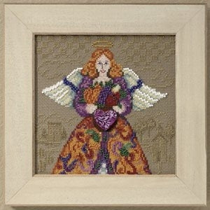 Cross Stitch Kit ~ Fall Angel