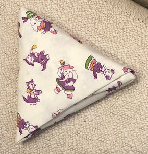 Reproduction Collection Animals ~ Single Fat Quarter