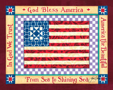 Load image into Gallery viewer, God Bless America ~ Print