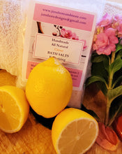 Load image into Gallery viewer, Bath Salts ~ Citrus