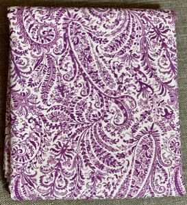 Marianne Paisley Pink ~ Fabric By The Yard / Half Yard/ Fat Quarter