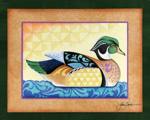 Magnificent Mallard ~ Print