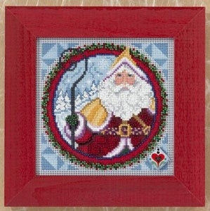 Cross Stitch Kit ~ Saint Nicholas