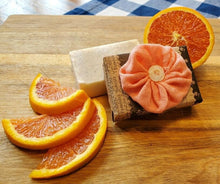 Load image into Gallery viewer, Sweet Orange Goat's Milk Soap