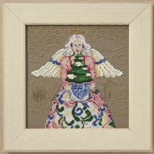 Cross Stitch Kit ~ Winter Angel
