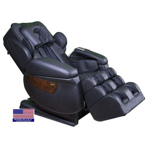 Image of Luraco Massage Chair Black / White Glove Service (Shipping & Setup) $250 / 2 Year Extended Warranty for i7 $395 Luraco iRobotics 7 Plus Massage Chair