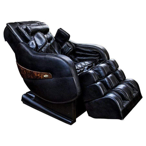 Image of Luraco Massage Chair Black / White Glove Service (Shipping & Setup) $250 / FREE 5 Year Warranty Luraco Legend Plus Massage Chair