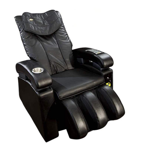 Image of Luraco Massage Chair Black / White Glove Service (Shipping & Setup) $250 / Standard-Free Luraco Sofy Commercial Massage Chair