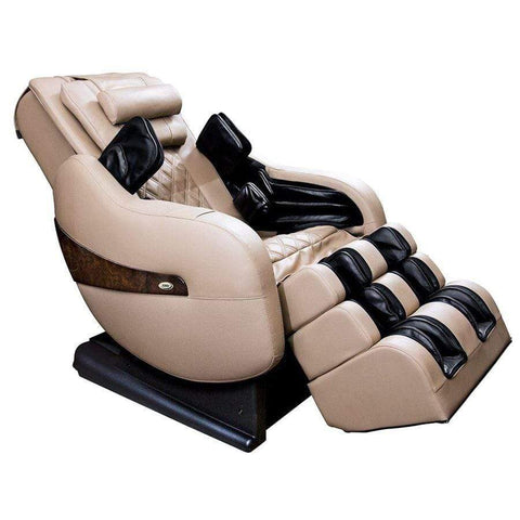 Luraco Massage Chair Cream / White Glove Service (Shipping & Setup) $250 / FREE 5 Year Warranty Luraco Legend Plus Massage Chair