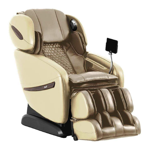 Osaki Massage Chair Beige / Curbside Delivery-Free / FREE 2 YEAR EXTENDED WARRANTY (5 YEARS TOTAL) Osaki OS-Pro Alpina Massage Chair