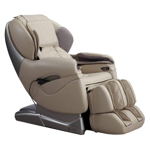 Image of Osaki Massage Chair Beige / Curbside Delivery - Free / FREE 2 YEAR EXTENDED WARRANTY (5 YEARS TOTAL) Osaki TP-8500 Massage Chair