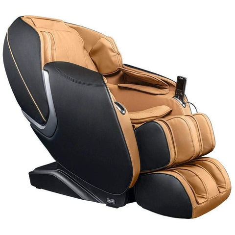 Image of Osaki Massage Chair Black/ Cappuccino / Curbside Delivery-Free / FREE 2 YEAR EXTENDED WARRANTY (5 YEARS TOTAL) Osaki OS-Aster Massage Chair