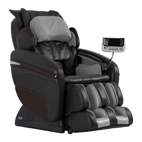 Image of Osaki Massage Chair Black / Curbside Delivery - Free / FREE 2 YEAR EXTENDED WARRANTY (5 YEARS TOTAL) Osaki OS-7200H Pinnacle Massage Chair