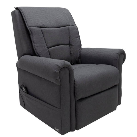 Image of Osaki Massage Chair Blue Grey / Curbside Delivery- Free / FREE 2 YEAR EXTENDED WARRANTY (5 YEARS TOTAL) Osaki OLT-OC2 Kneading Massage Lift Chair
