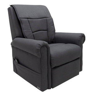 Osaki Massage Chair Blue Grey / Curbside Delivery- Free / FREE 2 YEAR EXTENDED WARRANTY (5 YEARS TOTAL) Osaki OLT-OC2 Kneading Massage Lift Chair