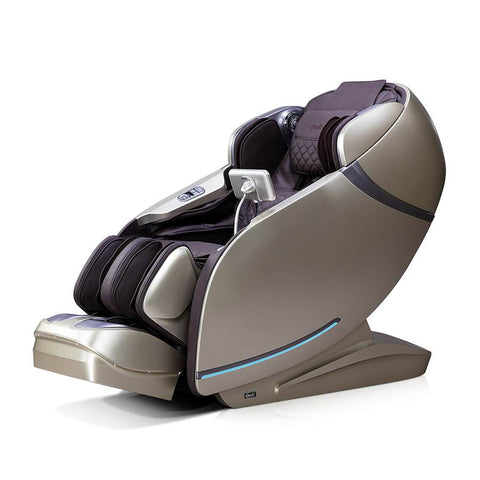 Image of Osaki Massage Chair Brown/Beige / Curbside Delivery-Free / 1 Year(Parts/Labor)2&3 Year(Part Only)-Free Osaki OS-Pro First Class Massage Chair