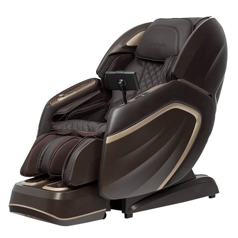 Image of Osaki Massage Chair Brown / Curbside Delivery-Free / 1 Year(Parts/Labor) 2&3 Year(Part Only)-Free Osaki AmaMedic Hilux 4D Massage Chair
