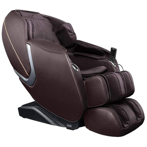 Image of Osaki Massage Chair Brown / Curbside Delivery-Free / FREE 2 YEAR EXTENDED WARRANTY (5 YEARS TOTAL) Osaki OS-Aster Massage Chair