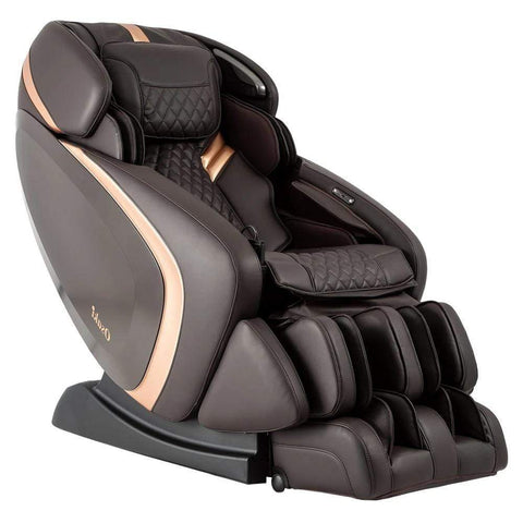 Image of Osaki Massage Chair Brown / Curbside Delivery-Free / FREE 2 YEAR EXTENDED WARRANTY (5 YEARS TOTAL) Osaki OS-Pro Admiral Massage Chair