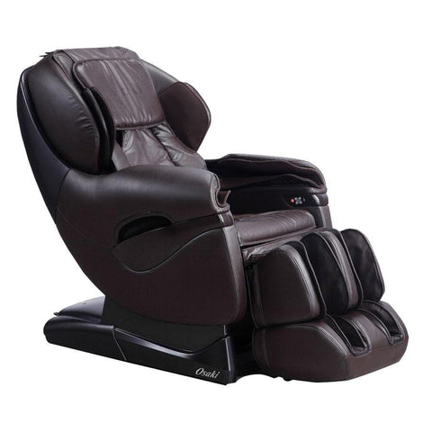 Image of Osaki Massage Chair Brown / Curbside Delivery - Free / FREE 2 YEAR EXTENDED WARRANTY (5 YEARS TOTAL) Osaki TP-8500 Massage Chair