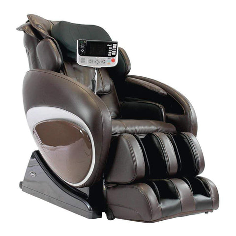 Image of Osaki Massage Chair Brown / Free - Curbside Delivery / 1 Year Extended (Parts/Labor)-$149.95 Osaki OS-4000T Massage Chair
