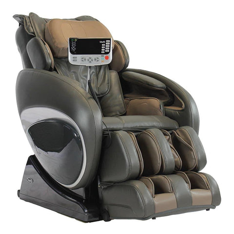 Image of Osaki Massage Chair Charcoal / Free - Curbside Delivery / 1 Year Extended (Parts/Labor)-$149.95 Osaki OS-4000T Massage Chair