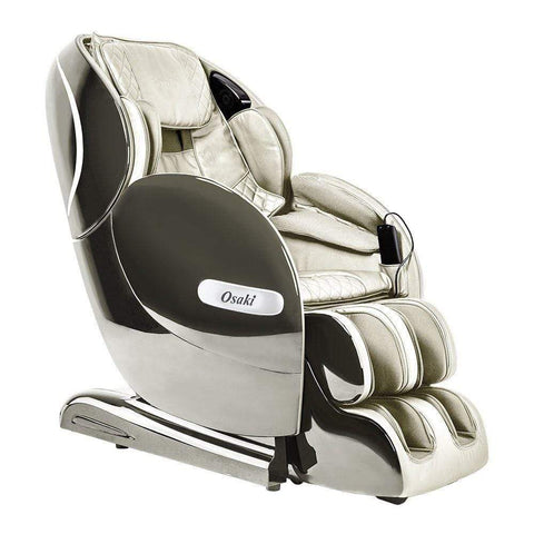 Image of Osaki Massage Chair Cream / Curbside Delivery-Free / FREE 2 YEAR EXTENDED WARRANTY (5 YEARS TOTAL) Osaki OS-Monarch Massage Chair