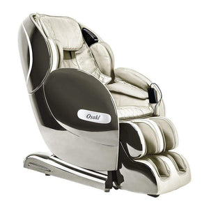 Osaki Massage Chair Cream / Curbside Delivery-Free / FREE 2 YEAR EXTENDED WARRANTY (5 YEARS TOTAL) Osaki OS-Monarch Massage Chair