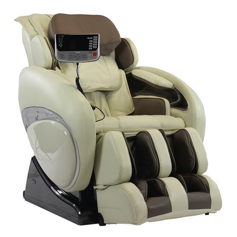 Image of Osaki Massage Chair Cream / Free - Curbside Delivery / 1 Year Extended (Parts/Labor)-$149.95 Osaki OS-4000T Massage Chair