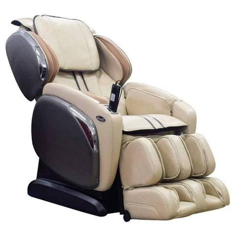 Image of Osaki Massage Chair Ivory / Free Curbside Delivery / 2 Year Extended (Parts/Labor) +$249.00 Osaki OS-4000LS Massage Chair