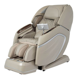 Osaki Massage Chair Taupe / Curbside Delivery-Free / 1 Year(Parts/Labor) 2&3 Year(Part Only)-Free Osaki AmaMedic Hilux 4D Massage Chair