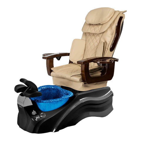 Image of Osaki Pedicure Chair Base Beige / Black / Dark Blue / Without Jet FREE Elina & Vent Primo Base Set