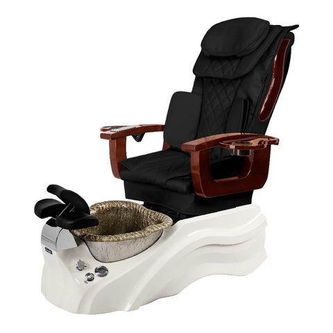 Image of Osaki Pedicure Chair Base Black / White / Silver / Without Jet FREE Elina & Vent Primo Base Set