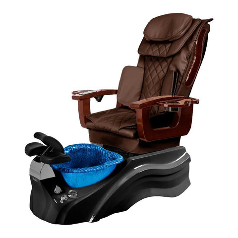 Image of Osaki Pedicure Chair Base Brown / Black / Dark Blue / Without Jet FREE Elina & Vent Primo Base Set
