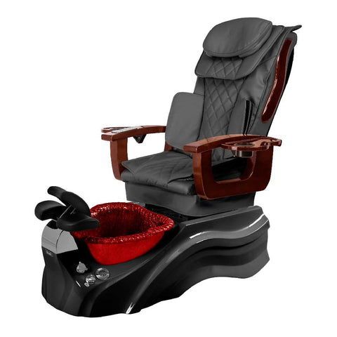 Image of Osaki Pedicure Chair Base Grey / Black / Burgundy / Without Jet FREE Elina & Vent Primo Base Set